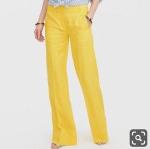 Tahari linen pants